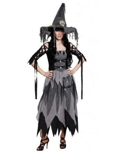 Костюм настоящей ведьмы: платье (Германия)