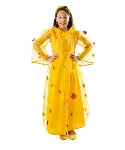 Костюм осени: платье, венок (Польша)