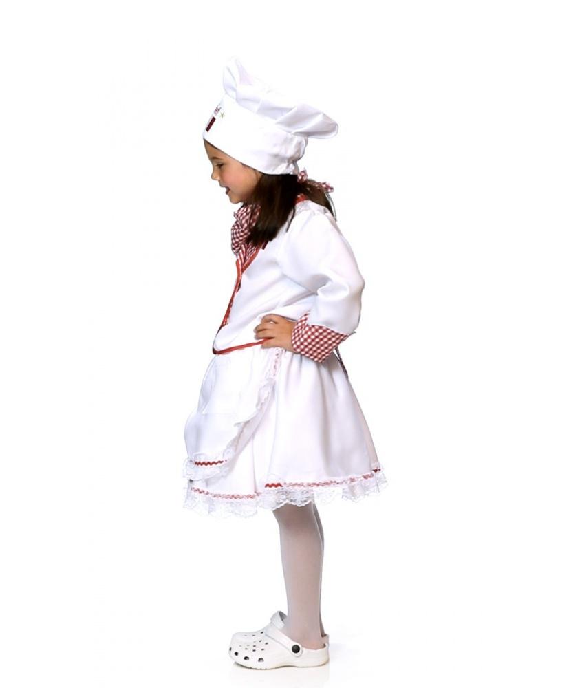 Фото костюма поваренка