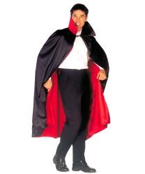 Накидка вампира с красной подкладкой