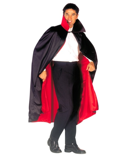 Накидка вампира с красной подкладкой: накидка (Германия)