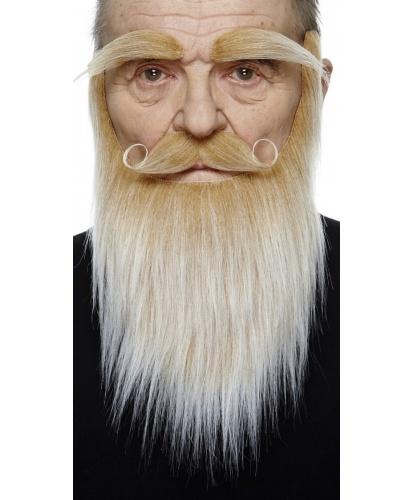 Русые борода, усы, брови (Литва)