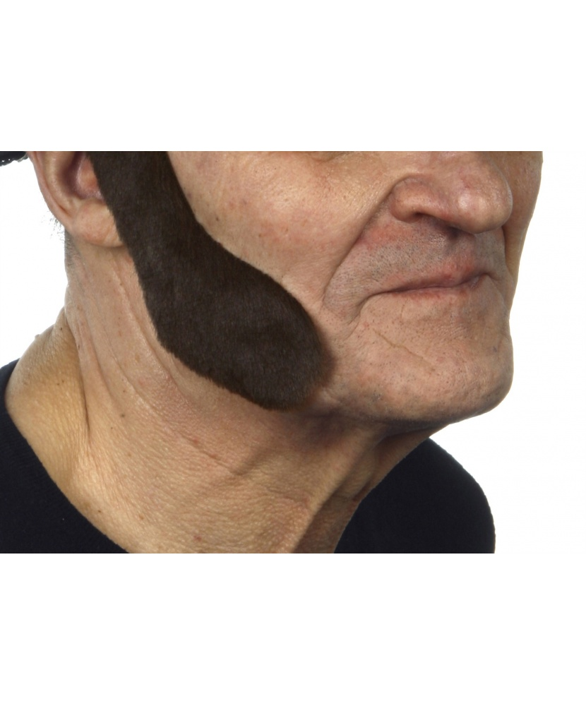 брови темно коричневые фото