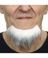 Бородка белая