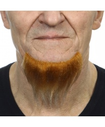 Бородка рыжая