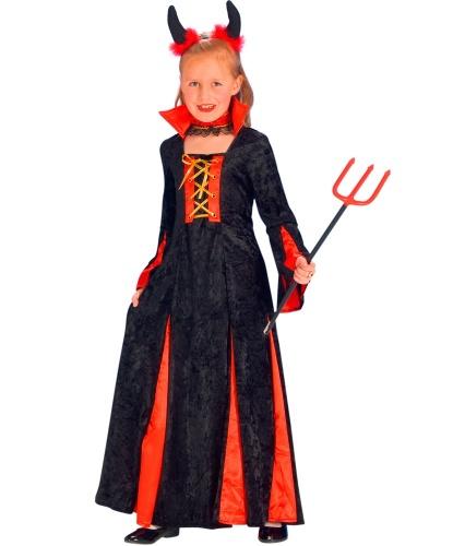 Платье дьяволицы: платье (Германия)