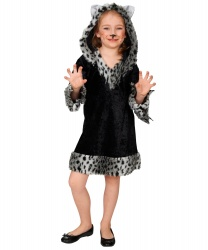 Платье кошечки
