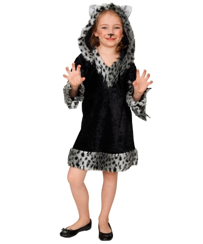 Платье кошечки: платье с капюшоном (Германия)