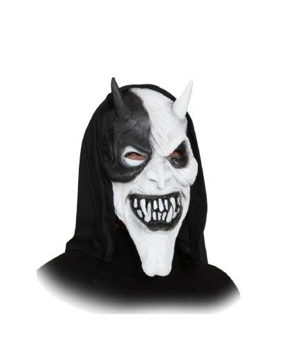 Маска демона на Хэллоуин , полиэстер, латекс (Германия)