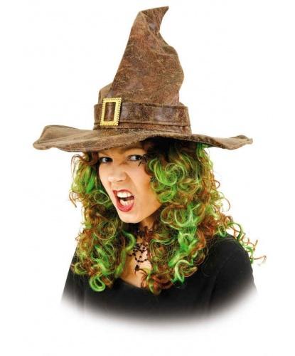 Колпак ведьмы имитированный под кожу (Германия)
