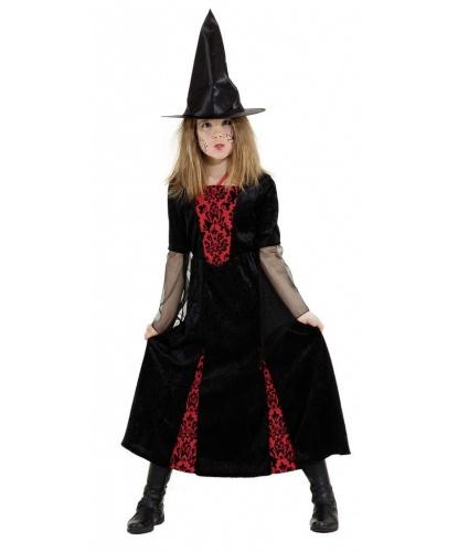 Костюм маленькой вампирши: платье (Германия)