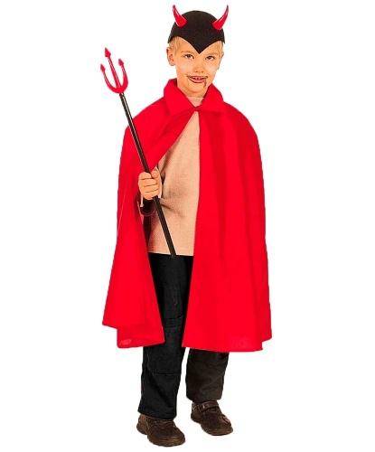 Красная накидка дьяволёнка: накидка (Германия)