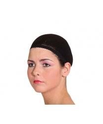 Сеточка для волос черная