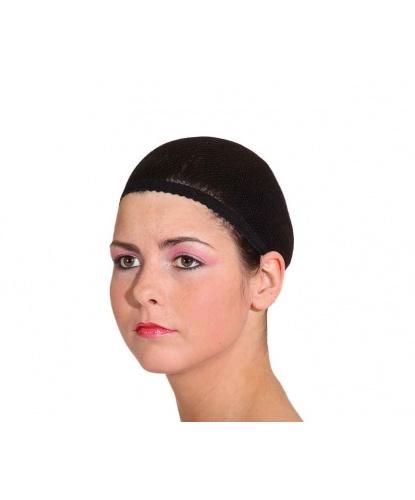 Сеточка для волос черная: черный (Германия)