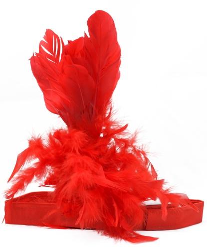 Красная повязка на голову: красный (Германия)