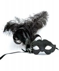 Венецианская маска в стиле Colombinа