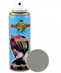Спрей-краска для волос, серебряная