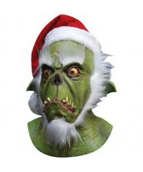 Маска Гринч-похититель Рождества