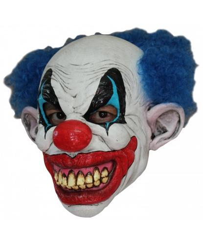 Маска Загадочный клоун, латекс (Мексика)