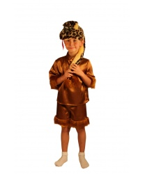 Детский костюм змеи