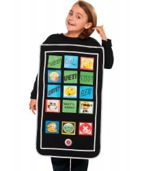 Детский костюм телефона