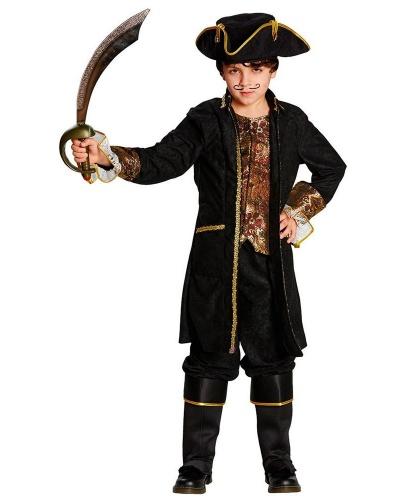 Пират Джонни: пальто с жилеткой, шляпа (Германия)