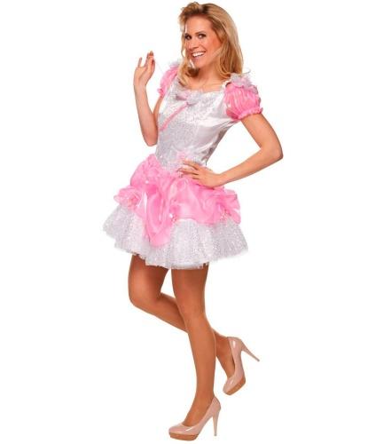 Костюм принцессы Барбареллы: платье (Германия)