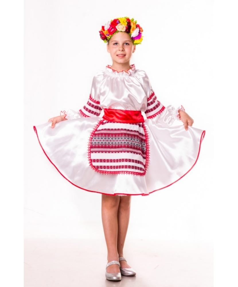 У украинки под юбкой