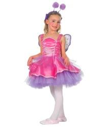 Платье феи с крыльями