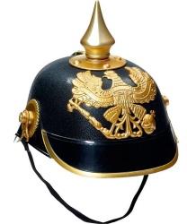 Прусский шлем полицеского
