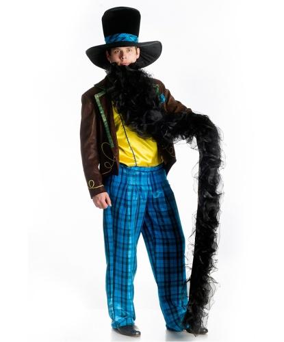Костюм Карабаса Барабаса: брюки, блуза, фрак, шляпа, борода (Украина)
