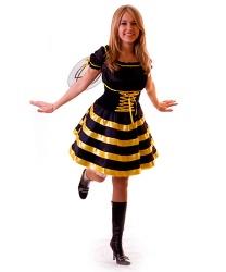 Взрослый костюм пчелки