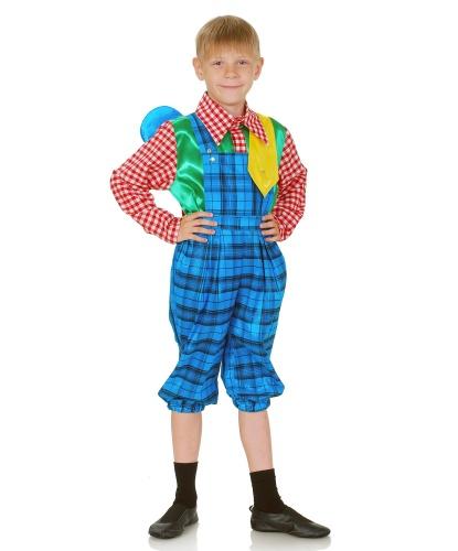 Детский костюм Карлсона: рубашка, комбинезон с пропеллером (Украина)