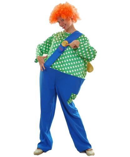 Женский костюм Карлсона: комбинезон на каркасе с пропеллером, парик (Украина)