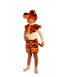 Костюм тигренка на ребенка