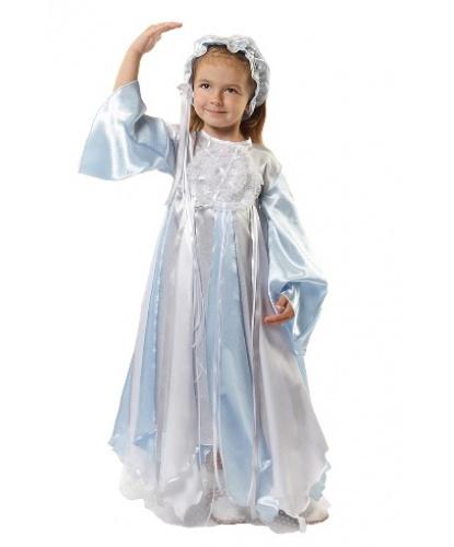 Костюм Зима: платье, повязка на голову (Россия)