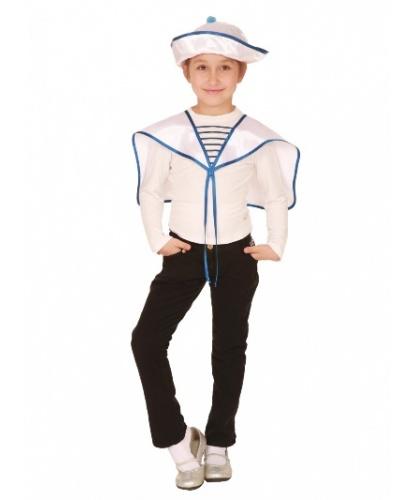 Набор моряка: воротник-гюйс, панама (Россия)