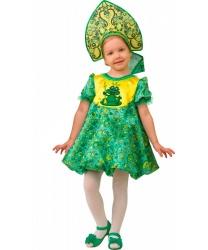 Детский костюм Царевна-лягушка