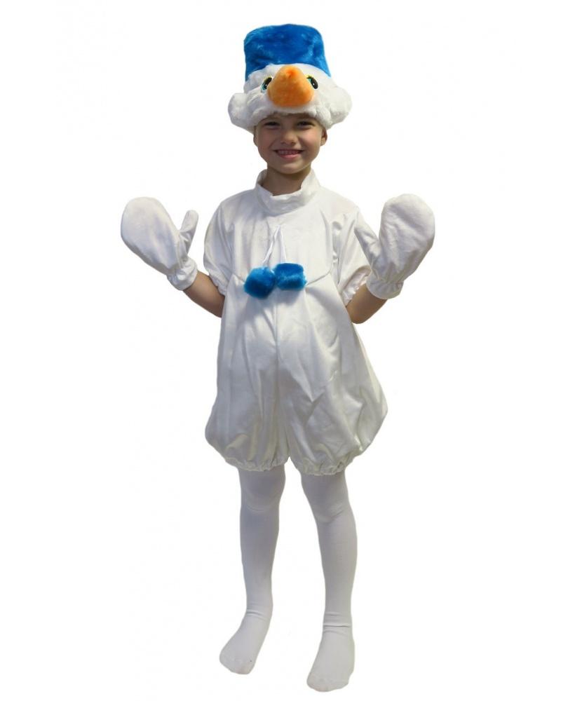 Выкройка костюма снеговика фото
