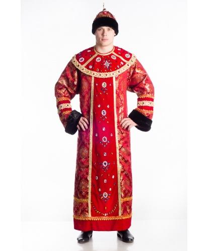 Костюм Ивана Грозного : туника, воротник, шапка (Украина)