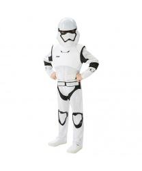 Костюм штурмовика детский (Stormtrooper) Deluxe