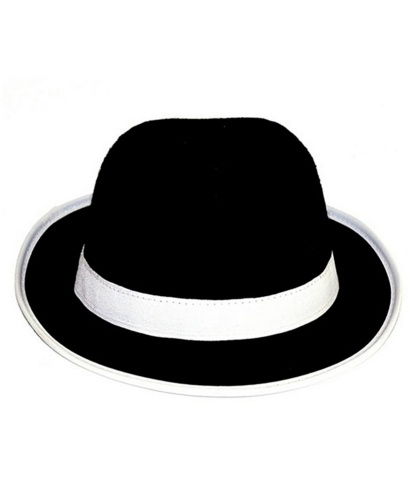 Черная шляпа мафиози (Нидерланды)