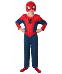 Детский костюм Человека-паука (двухсторонний)