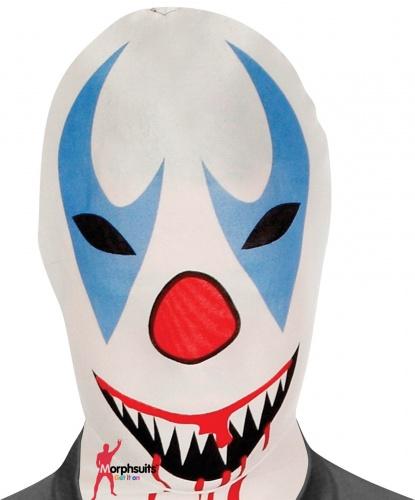 Морф-маска Клоуна Киллера , полиэстер (Англия)