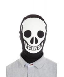 Морф-маска скелет