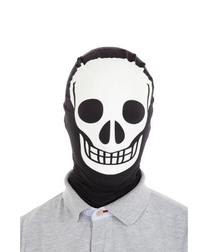 Морф-маска скелет, полиэстер (Великобритания)