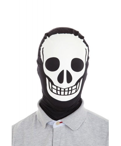 Морф-маска скелет, полиэстер (Англия)