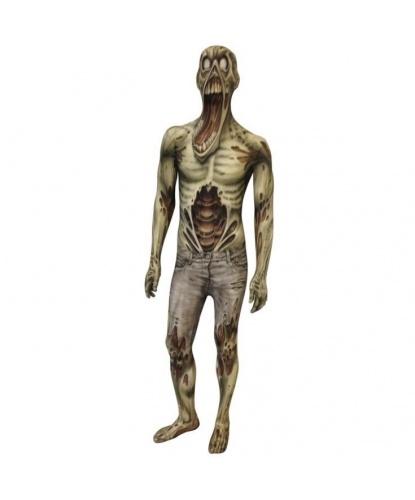 Детский Морф-костюм Зомби (Англия)