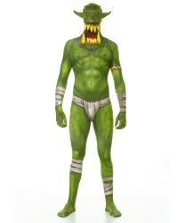 Морф-костюм Зеленый Орк