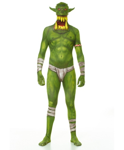 Морф-костюм Зеленый Орк (Англия)